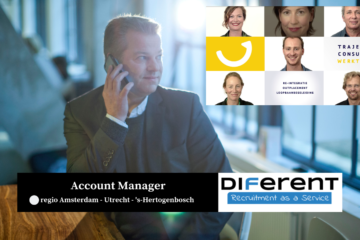 Account Manager - Traject consult