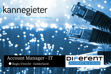 Account Manager - IT - Utrecht - Gelderland