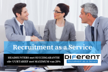 Recruitment as a Service