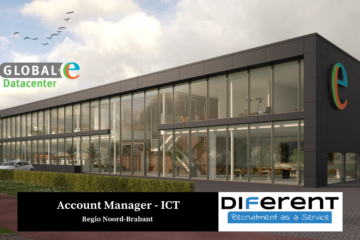Account Manager ICT Global-E Datacenter Vacature Job